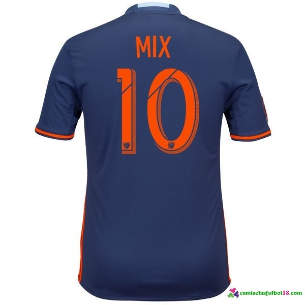Mix Camiseta 2ª Kit New York City 2016 2017